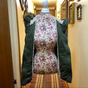 Abercrombie & Fitch Jackets & Coats - Abercrombie & Fitch Jordan Jacket Large
